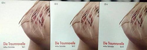 """Arthur Schnitzler: """"Die Traumnovelle"""" (3 CDs, 208 Min.)"""