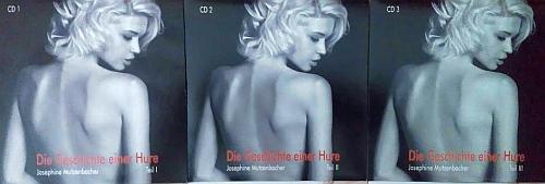 Josephine Mutzenbacher Hure CD Hörbuch