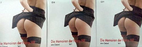 """John Cleland: """"Die Memoiren der Fanny Hill"""" (3 CDs, 217 Min.)"""