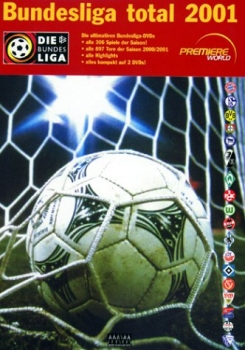 Bundesliga Total Saison 2001 DVD Premiere World