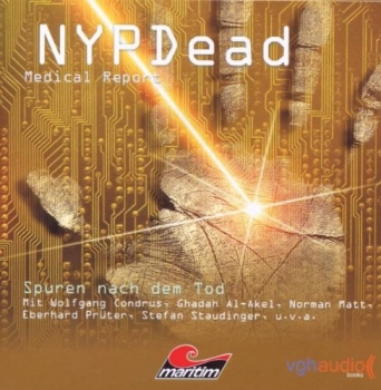 NYPDead - Medical Report 3 - Spuren nach dem Tod