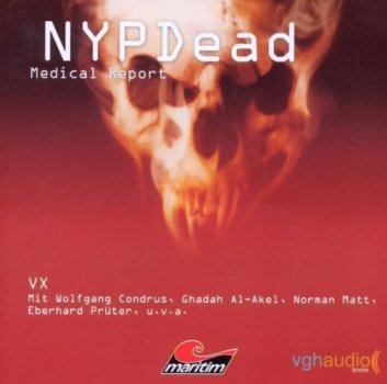 NYPDead - Medical Report 5 - VX CD