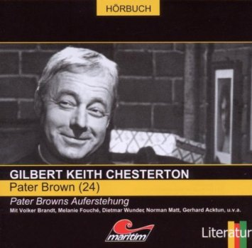 Pater Brown Folge 24 Pater Browns Auferstehung CD Maritim Verlag