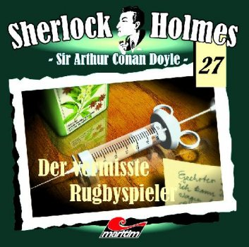 Sherlock Holmes Collectors Edition IX (Folge 27,28,29,30) Hörspiel CD DIE ALTERNATIVE