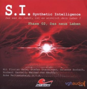 S. I. Synthetic Intelligence: Phase 2+3+4+5 CD Hörspiel Maritim Verlag