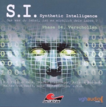 S. I. - Synthetic Intelligence: Phase 4: Verschollen - CD Hörspiel