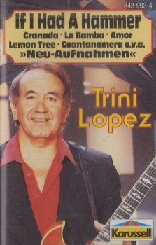 MC - Trini Lopez If I Had A Hammer Karussell