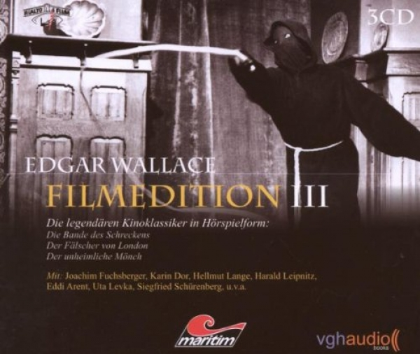 Edgar Wallace Filmedition 3
