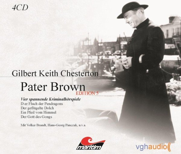 Pater Brown Edition 5
