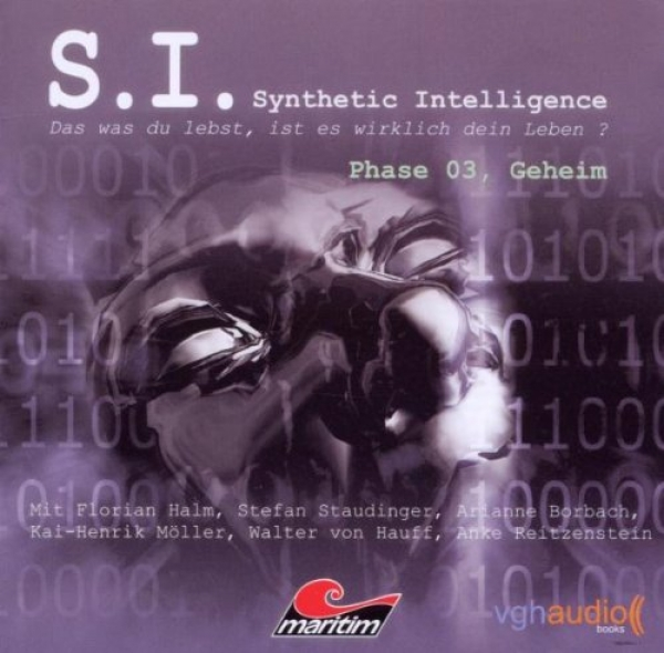 S. I. - Synthetic Intelligence: Phase 3: Geheim