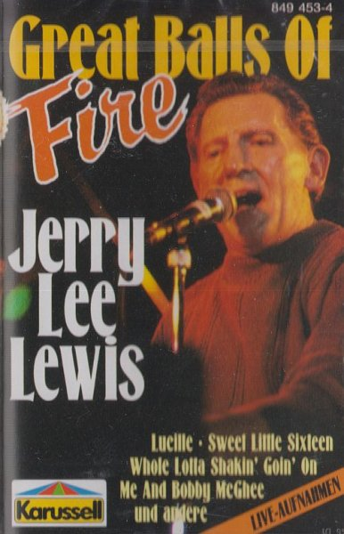 MC - Jerry Lee Lewis Great Balls of fire Karussell
