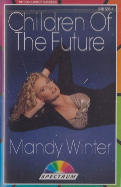 MC - Mandy Winter Children of the future Karussell